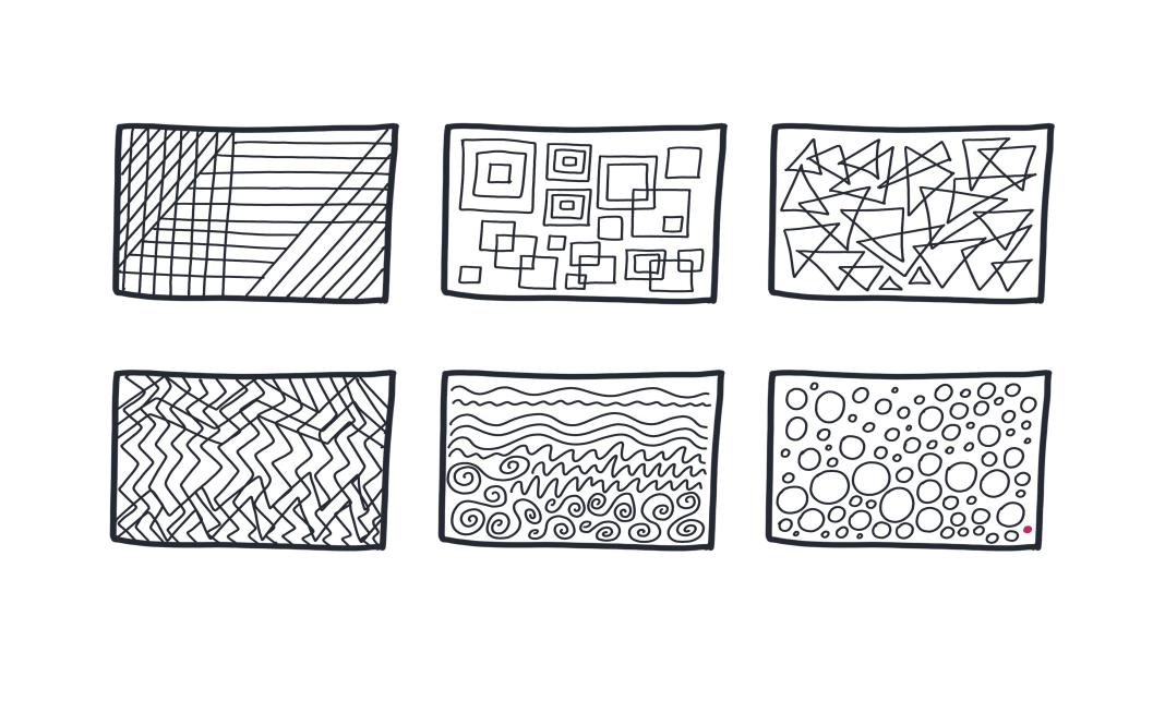 prostokąty wzory blog