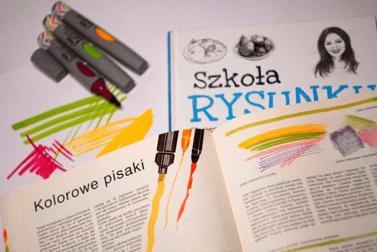 rysowanie biznesowe oraz dla edukacji
