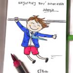 ilustracja dzieciństwo